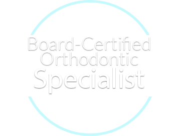 Board-certified orthodontic specialist